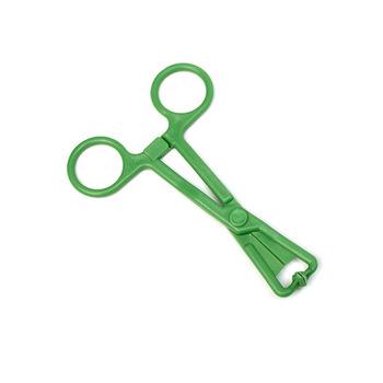 医疗耗材产品绿色手术镊夹毛巾