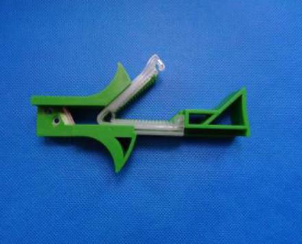 推式剪断器